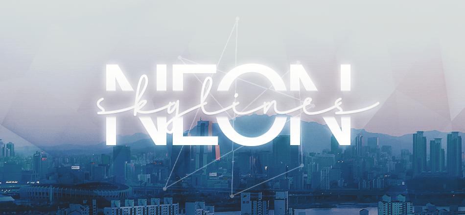 Neon Skylines